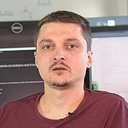 Bogdan Mustiata Portrait